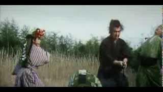 Огами Итто убивает трех куноити.