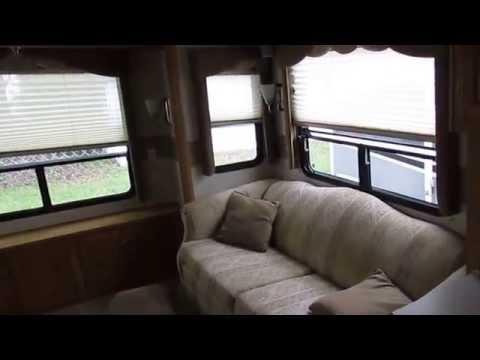 SOLD! 2005 Glendale Titanium 29E334RL 5th Wheel, Slide,