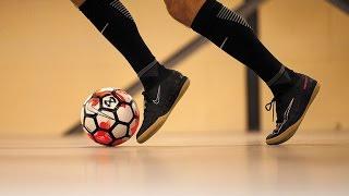 The Most Beautiful Futsal Dribbling Skills & Tricks #2