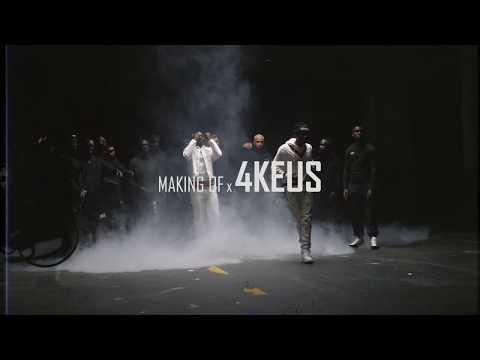 Youtube: 4KEUS – Paris La Nuit (Making-Off)