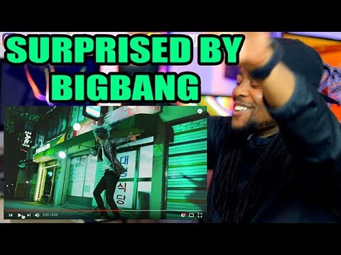 BIGBANG | FXXK IT MV | The Hook Had Me Shook Lol | REACTION!!!