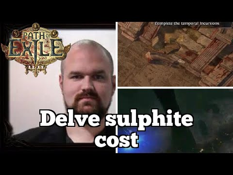 Delve sulphite cost   Daily Path of Exile Highlights