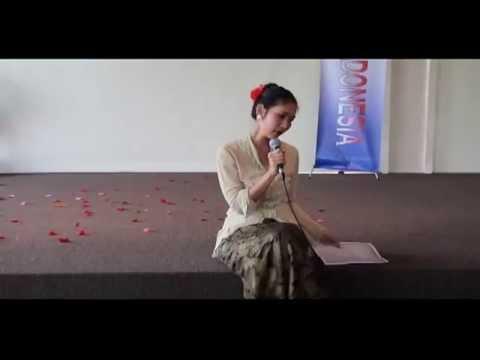 Storytelling/Dance Drama Timun Emas (The Golden Cucumber) at Pacific Asia Museum