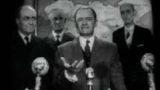 Atomic war bride Trailer (1960)