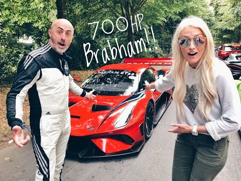 Brabham - The Australian who created his own Supercar!