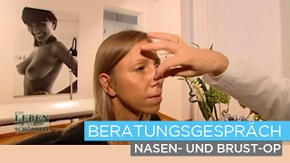 Repeat youtube video Beratung für Brust- & Nasen-Operation (Dr. Knabl)