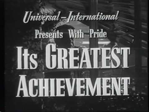 All My Sons (Trailer) Classic 1948 Edward G. Robinson film
