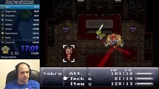 Chrono Trigger Speedrun (Glitchless 100%) - 5:32:02