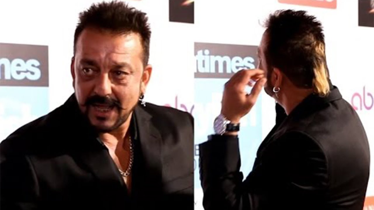 Sanjay Dutt Shares Memories Amp New Hairstyle He Got In Jail