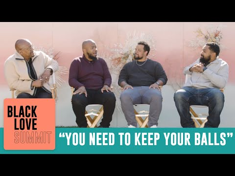 'You Need To Keep Your Balls' | Husbands' Panel | Black Love Summit 2020