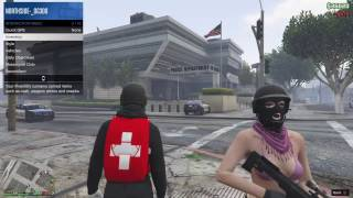Gambar cover GTA 5 A War In The Session (Gta 5 Online) On The PS4