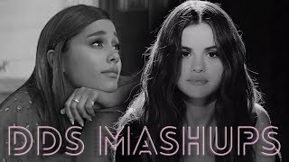 THANK U TO LOVE ME - Selena Gomez & Ariana Grande (Mashup)