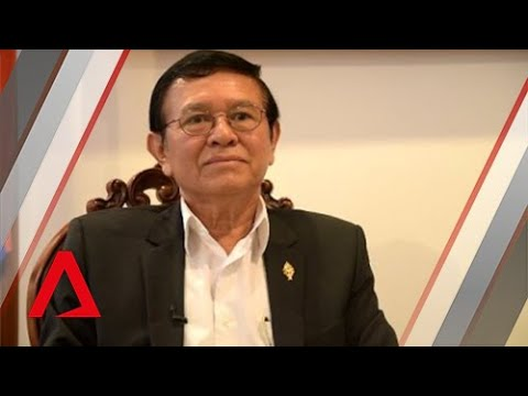 Exclusive: Self-exiled Kem Sokha speaks exclusively from his HQ hideout in Cambodia