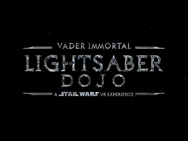 VRsenal VR Arcade Cabinet - Vader Immortal - Lightsaber Dojo: A Star Wars VR Experience Trailer