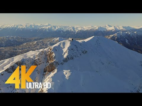4K Aerial Footage - TURKEY from Above - 7 HOUR Nature Aerial Film [10-bit Color] + Music