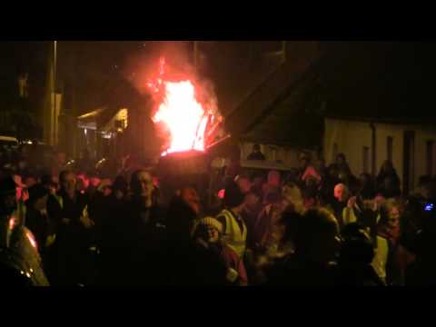 2016 01 11 Burning of the Clavie Burghead