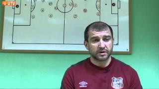 Вадим Скрипченко о первом сборе команды