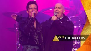 The Killers Always On My Mind feat. The Pet Shop Boys Glastonbury 2019.mp3