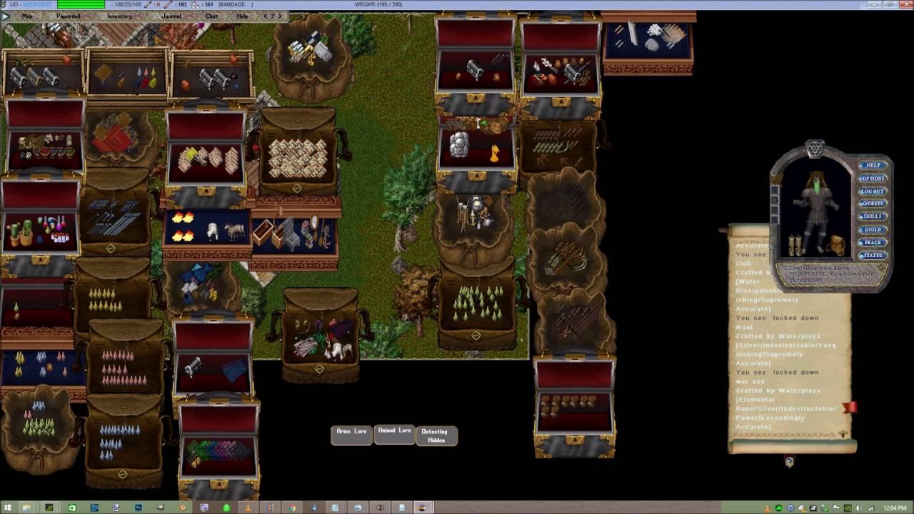 Ultima Online Rel Por - The IDOC Haul