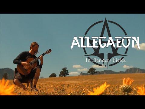 Allegaeon - In Flanders Fields (OFFICIAL VIDEO)