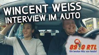 Interview: Wincent Weiss über Jan Böhmermann, Max Giesinger WG, als MILF-Hunter