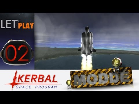 [FR] Kerbal Space Program - Moddé - ep.2 - Boosters FTW