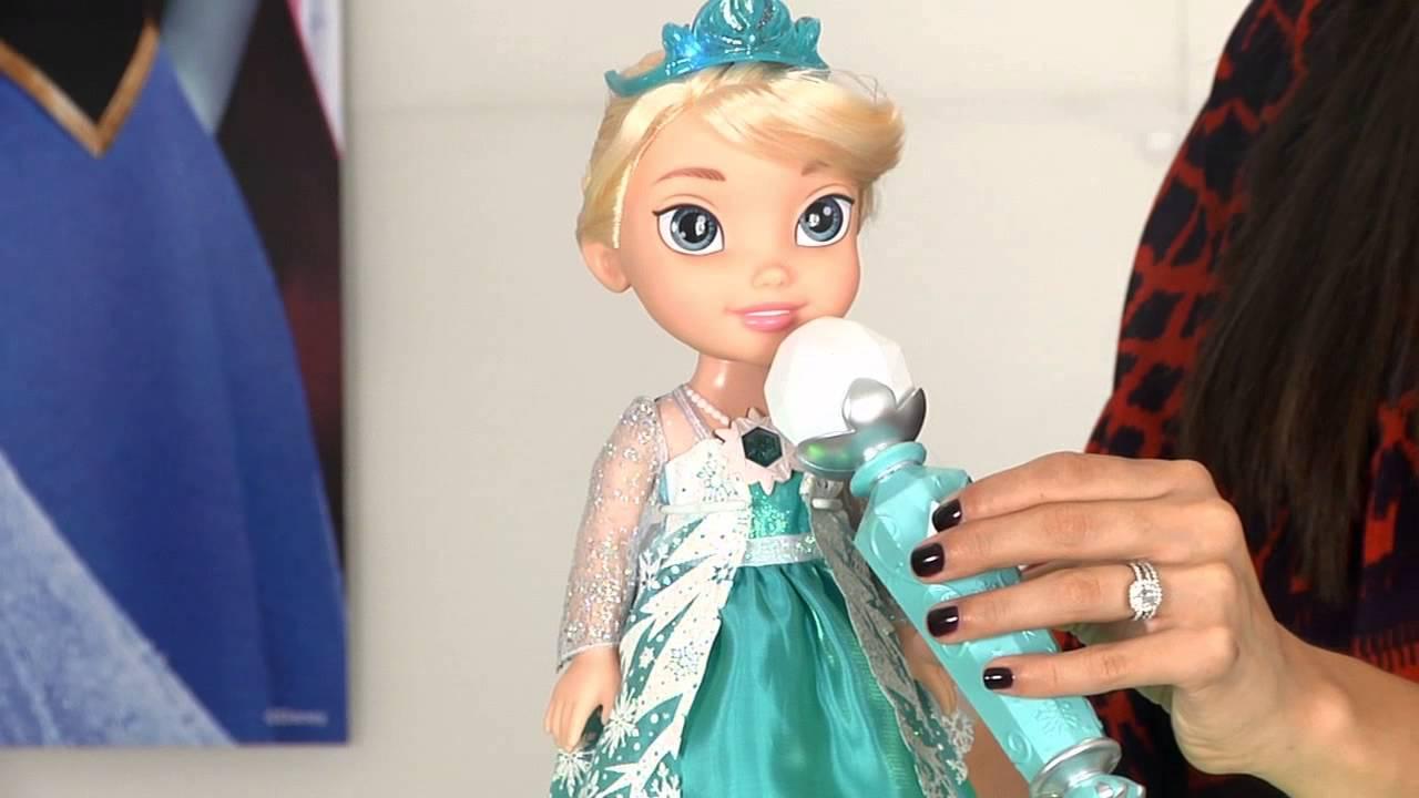 The Entertainer Jakks Pacific Sing Along Elsa Doll
