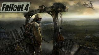 Fallout 4 Ep 57 Boston Mayoral Shelter the back way in and Deathclaw fighting