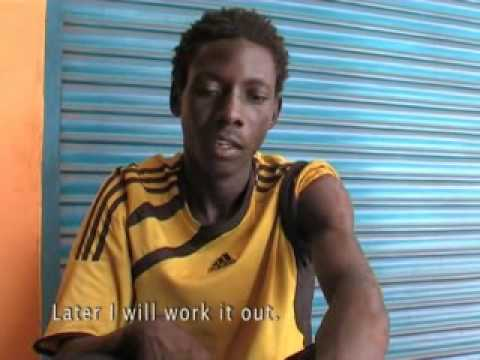 Street Soccer Arts In Kampala