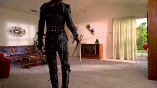 Эдвард руки-ножницы (клип)