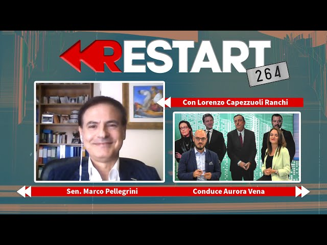 RESTART 264 - M5S: nuovo statuto, nuovo movimento?