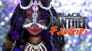 Unbox Daily: Black Panther Fan Girl Doll by Madam Alexander ...