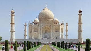 Taj Mahal in HD (learn to draw one of the seven wonders)