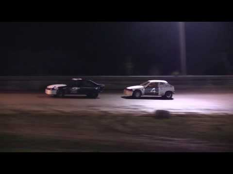 Ohio Valley Speedway 4 Cylinder Feature 5-13-17