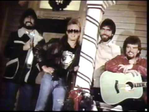 1985 Alabama Christmas album commercial. - YouTube