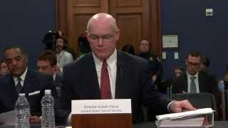 Budget Hearing - United States Secret Service (Homeland Security Subcommittee)