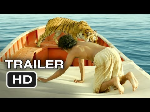 Life of Pi Official Trailer #1 (2012) Ang Lee Movie HD Mp3