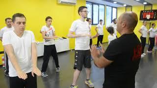 Sui Nim Tao Form - Derslerden