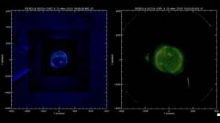 STEREO spacecraft catch comet diving into Sun I