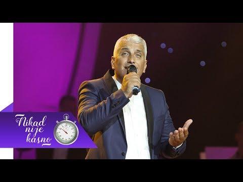 Nevres Hadzic Goga - Lepotice grada - (live) - Nikad nije kasno FINALE - EM 35 - 11.06.2018.