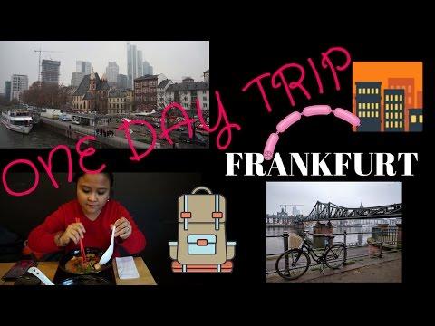 One day trip Frankfurt
