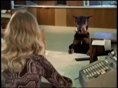 Dobermans in movie -- 21 (part 3) -- Доберманы в кино