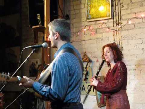 Matt and Shannon Heaton at The Iron Horse