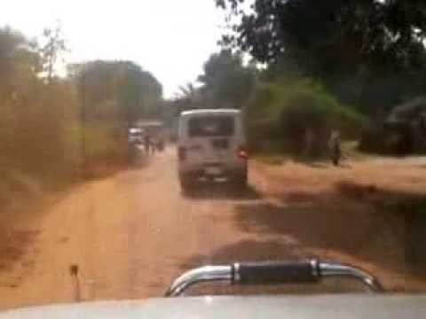 """""""Muria Post"""" travels in to tribal villages to cover election in Bastar"""