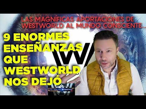 9 Impresionantes Revelaciones que WestWorld dejó al Mundo Consciente: Lo que WestWorld nos enseñó...