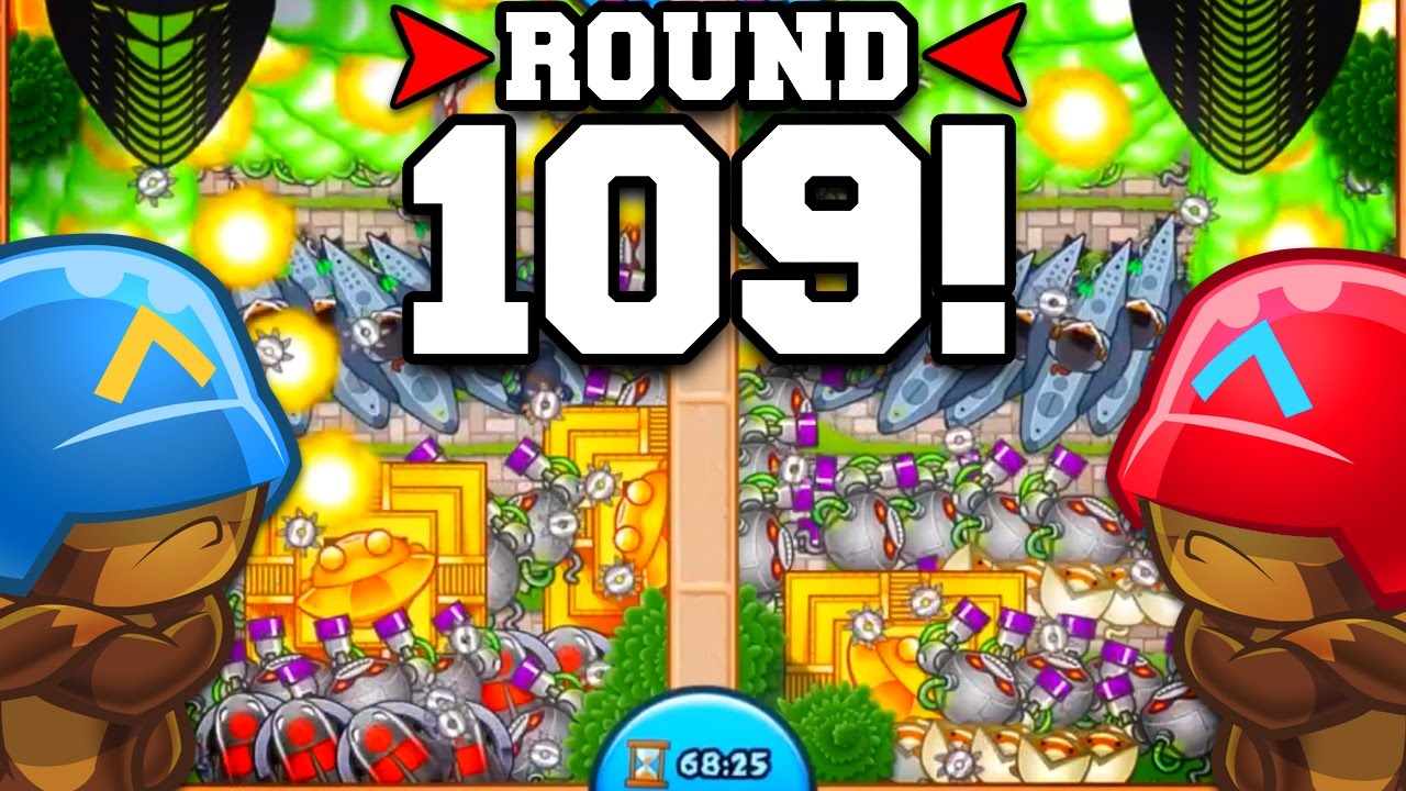Play Bloons TD Battles