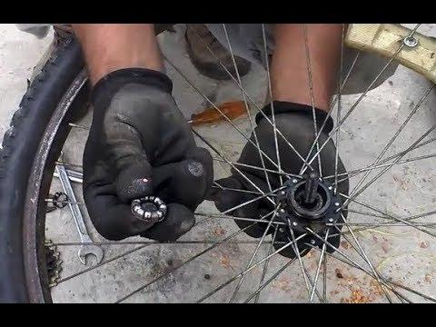 Bisiklet arka teker bilyesi nasıl değişir.