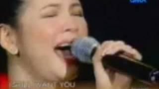 Repeat youtube video Regine Velasquez Voice Cracks! (Piyok)