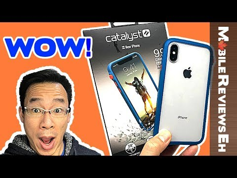 Catalyst Impact Protection iPhone X Review - The ONE case to rule them all!