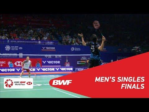 F | MS | Anthony Sinisuka GINTING (INA) vs Kento MOMOTA (JPN) [3] | BWF 2018 Mp3